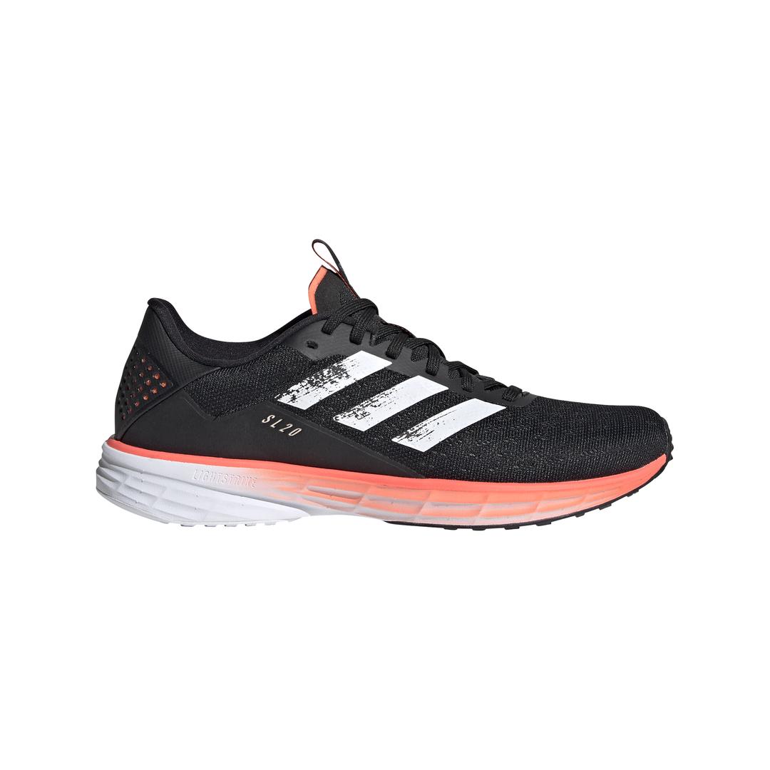 adidas SL20 W, ženske patike za trčanje, crna