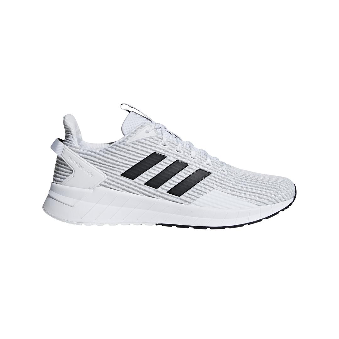 adidas QUESTAR RIDE, muške patike za trčanje, bijela