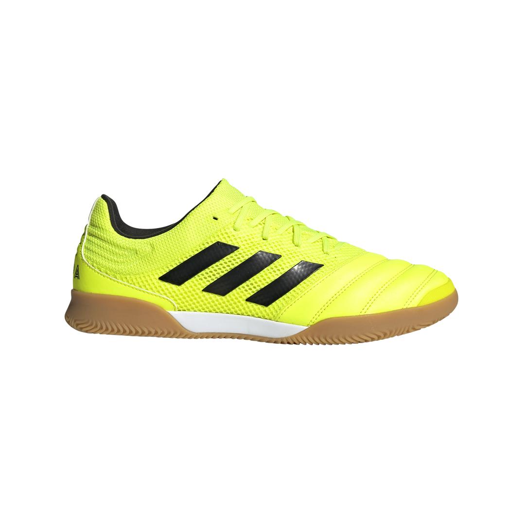 adidas COPA 19.3 IN SALA, muške patike za nogomet, žuta
