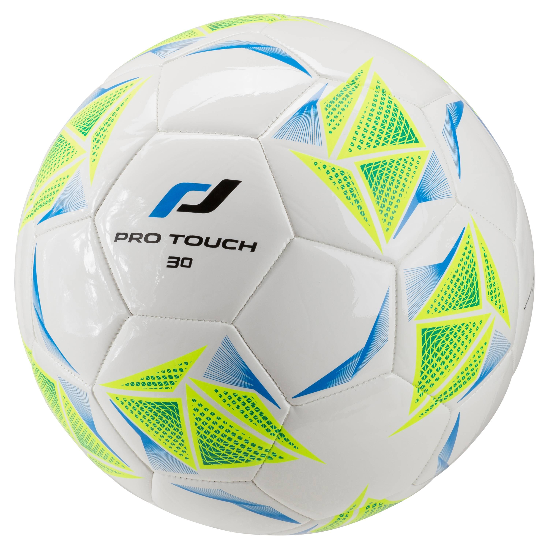 Pro Touch FORCE 30, nogometna lopta, bijela