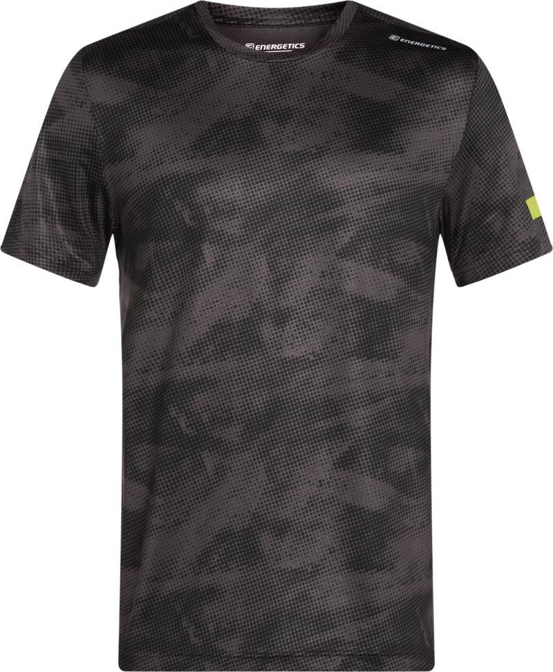 Energetics FRISO I UX, muška majica za fitnes, siva