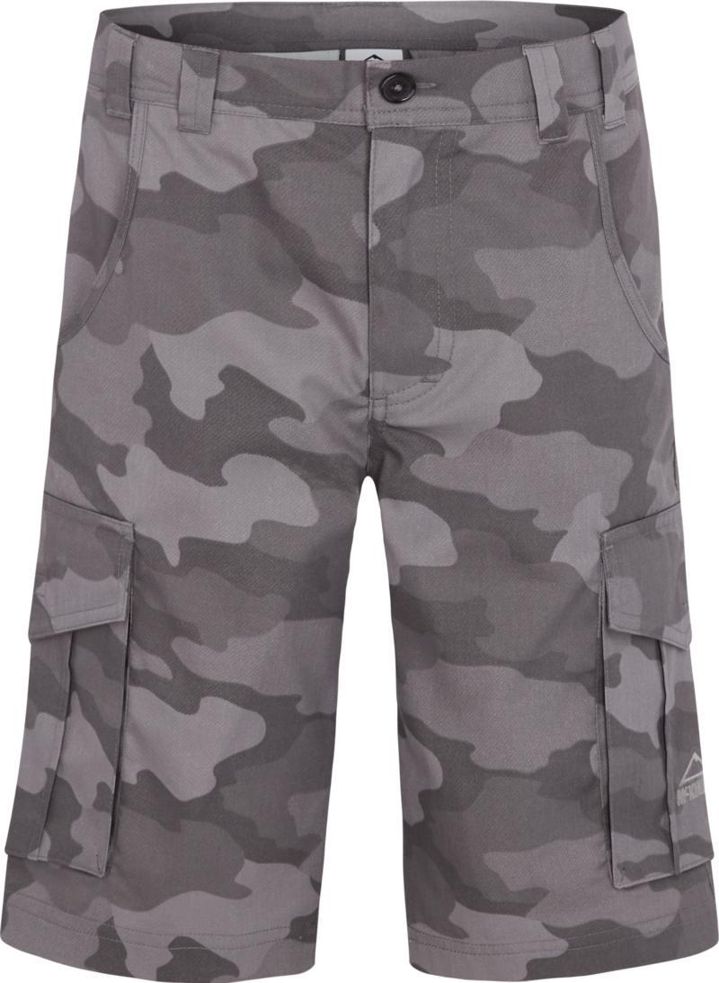 McKinley GEARY II JRS, hlače, crna