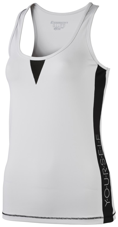 Energetics GISELLE 3 WMS, ženska majica za fitnes, siva