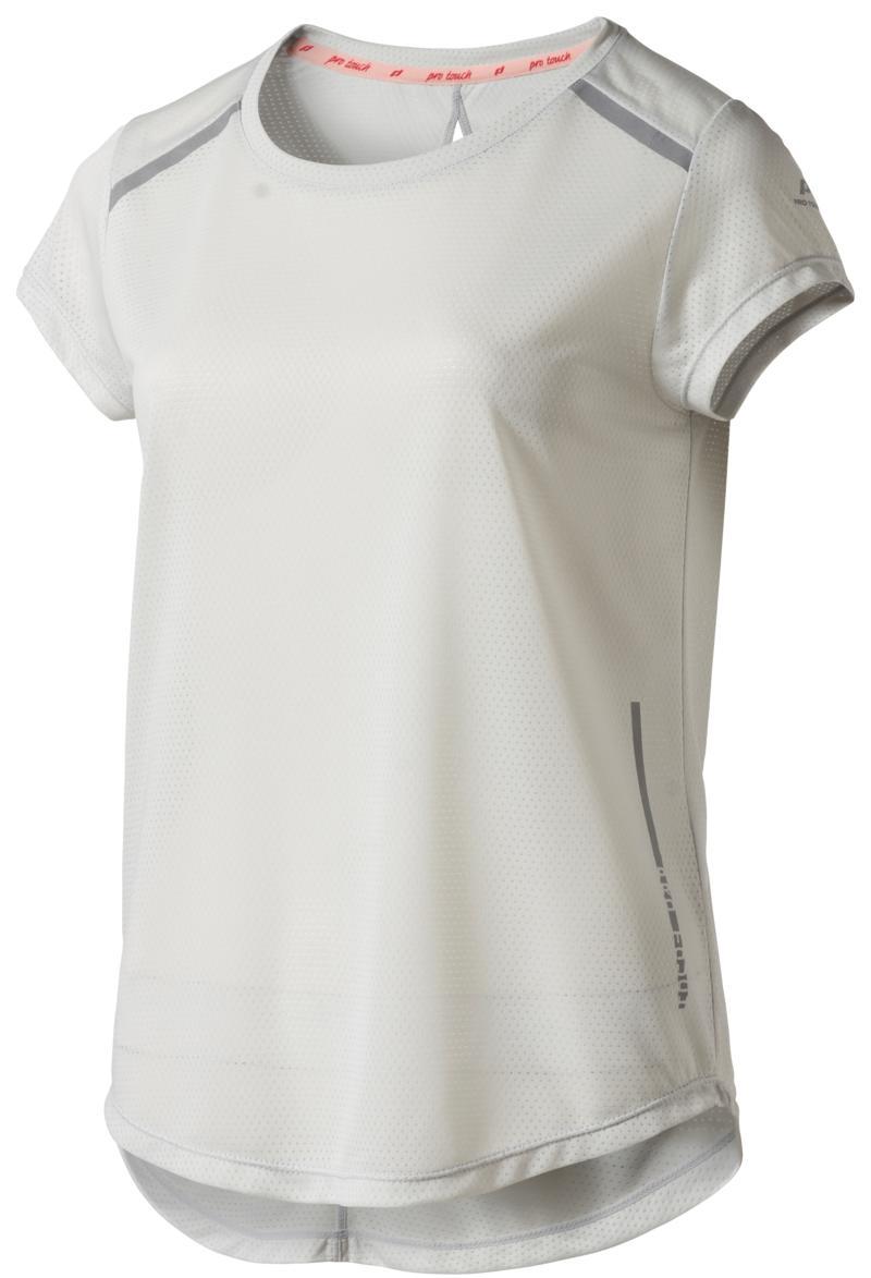Pro Touch INI WMS, ženska majica za trčanje, siva