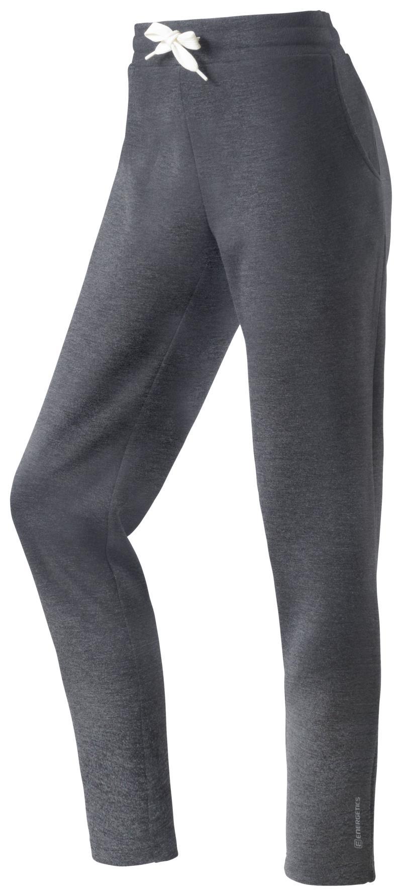 Energetics KIEL 3 WMS, ženske fitnes hlače, crna