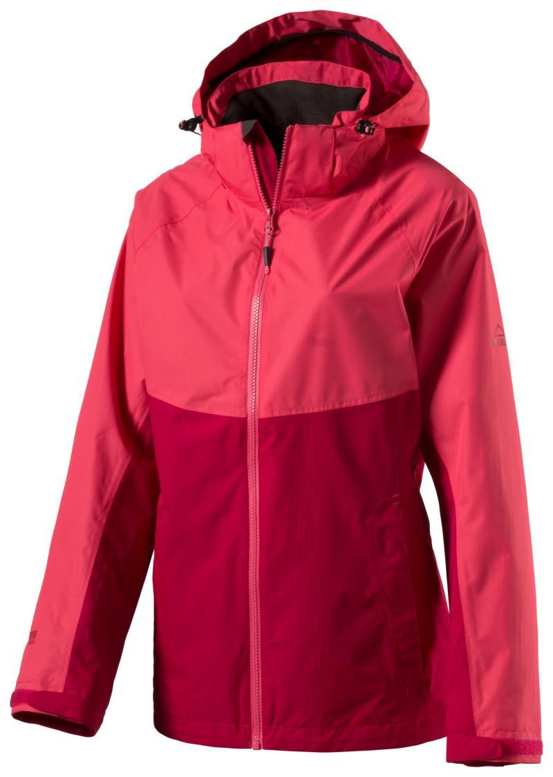 McKinley LAGLAN II WMS, ženska jakna za planinarenje, roza