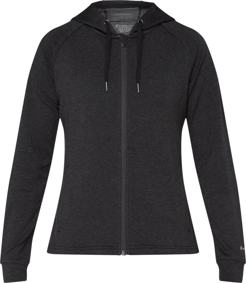 Energetics MELUCIE WMS, ženska jakna za fitnes, siva