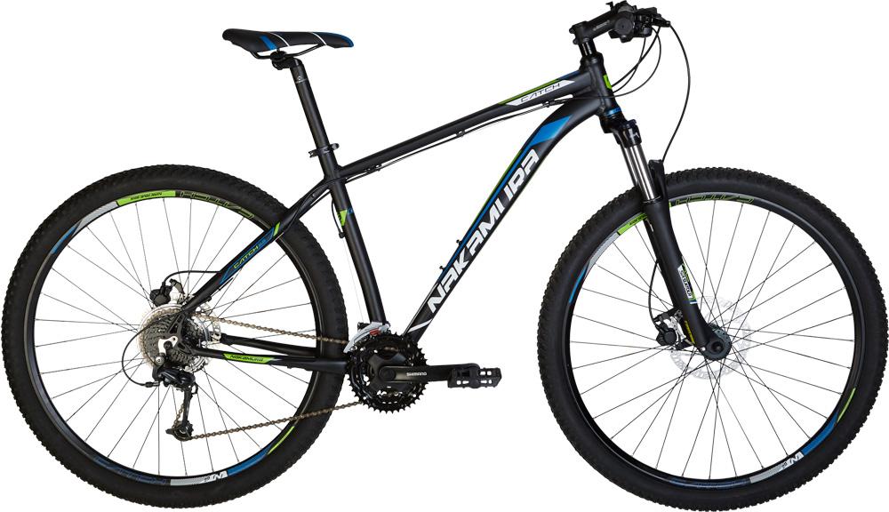 Nakamura CATCH 5.9, mtb bicikl, crna