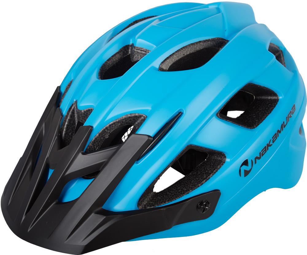 Nakamura HB 3-5, biciklistička kaciga, plava
