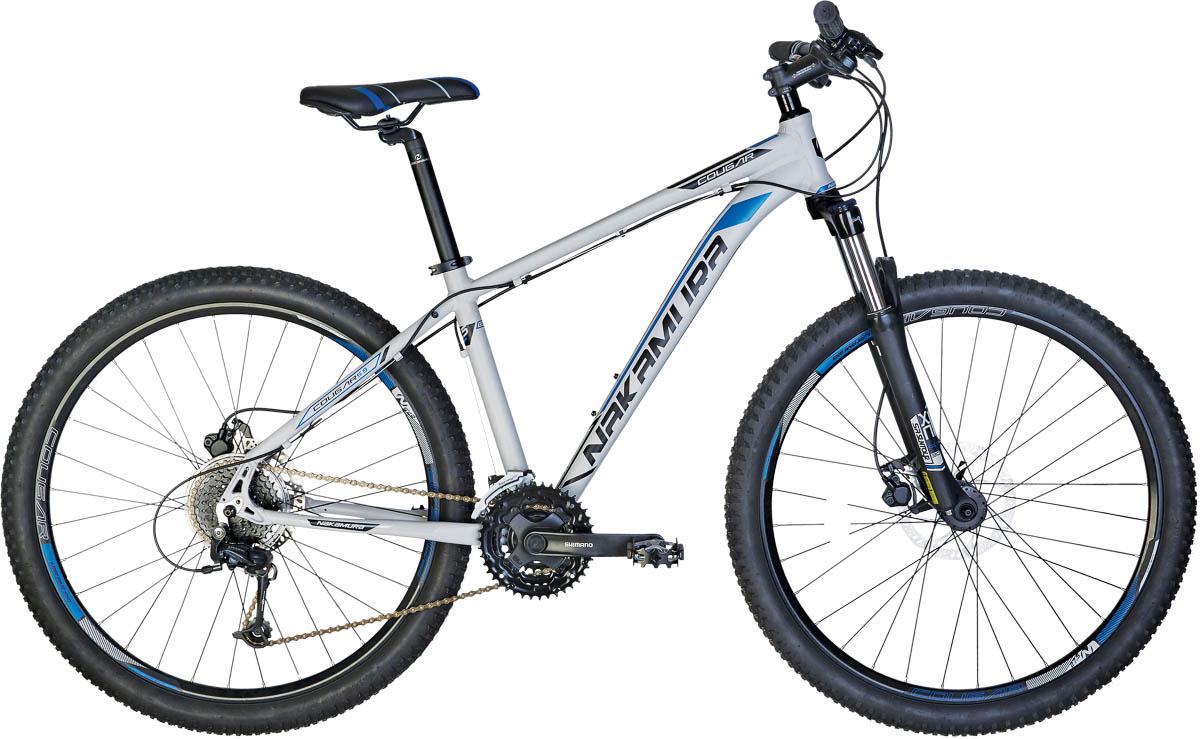 Nakamura COUGAR 5.9, ženski mtb bicikl, siva
