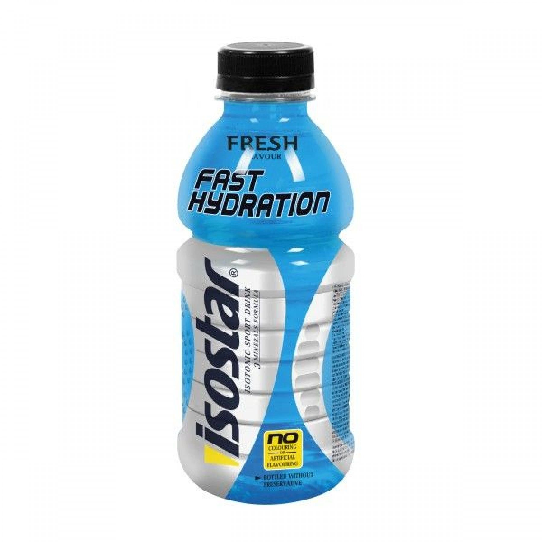 Isostar FAST HYDRATION FRESH 0,5L, sportska prehrana, multikolor