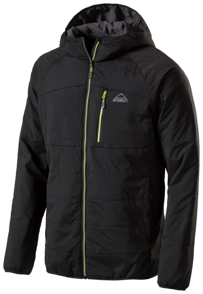 McKinley NULATO UX, muška jakna za planinarenje, crna