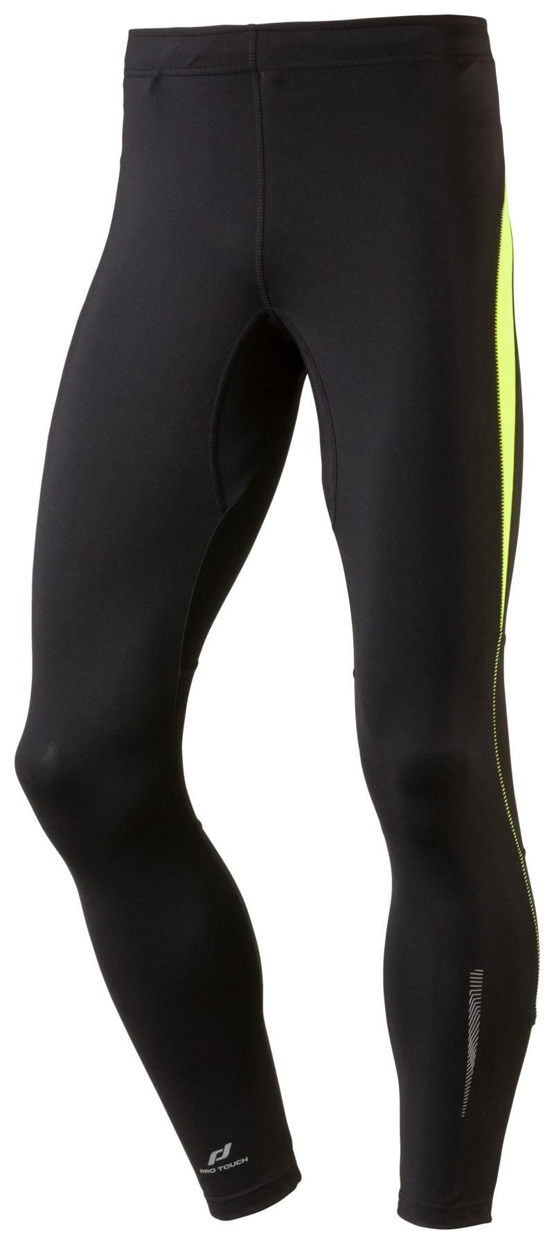 Pro Touch PADDINGTON III UX, muške helanke za trčanje, crna