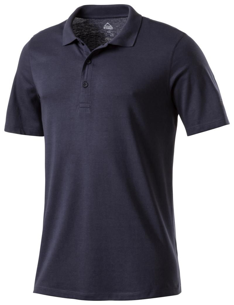 McKinley PELLEW UX, muška polo majica, plava
