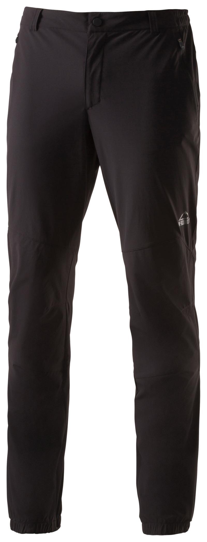 McKinley BEIRA LT, muške planinarske hlače, crna