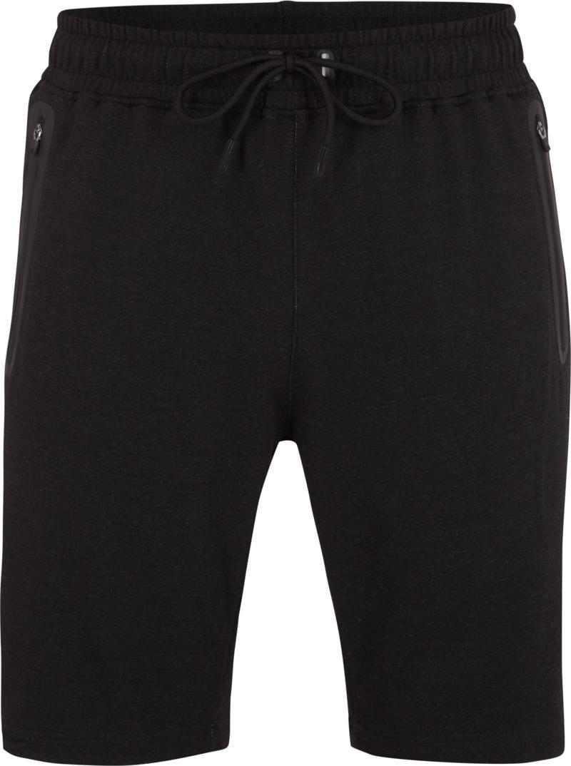 Energetics PEPINO UX, muške fitnes hlače, crna