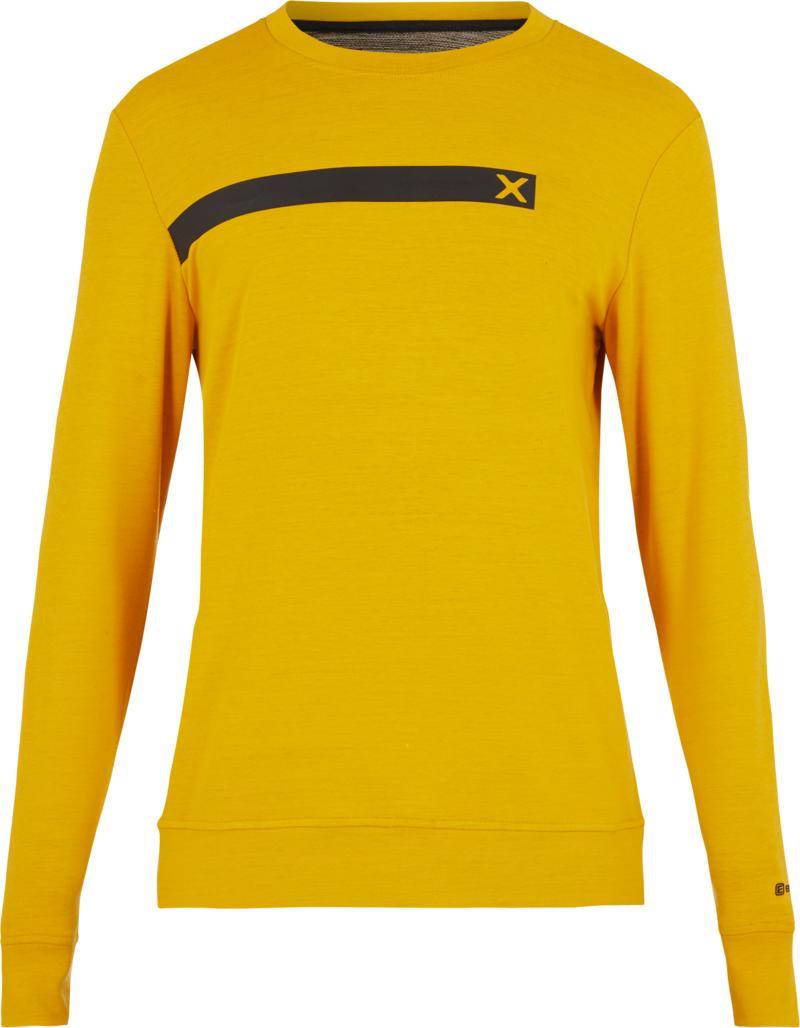 Energetics PIPO UX, muška majica dugi rukav za fitnes
