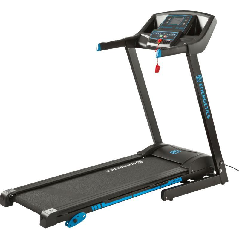 Energetics PR 1000P, staza za trčanje, crna