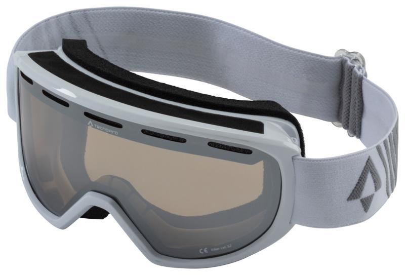 Tecnopro PULSE 2.0 PLUS, skijaške naočale, bijela