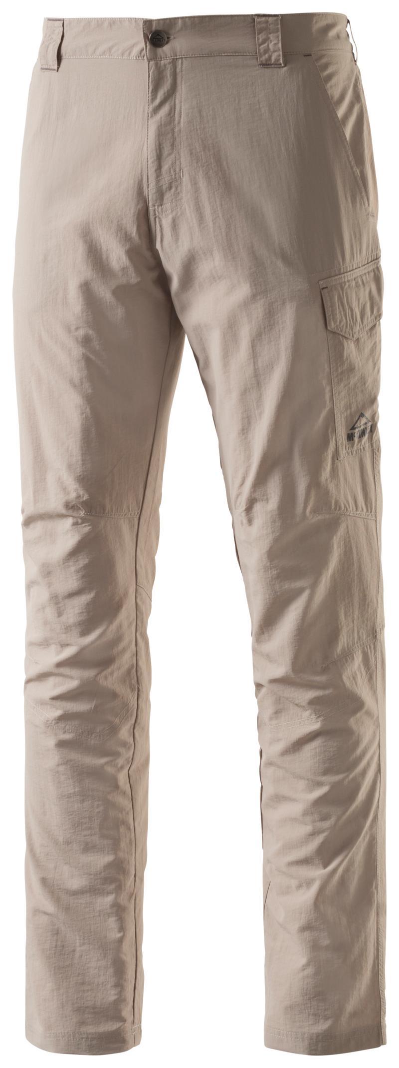 McKinley SHALIMA III MN, muške planinarske hlače, siva