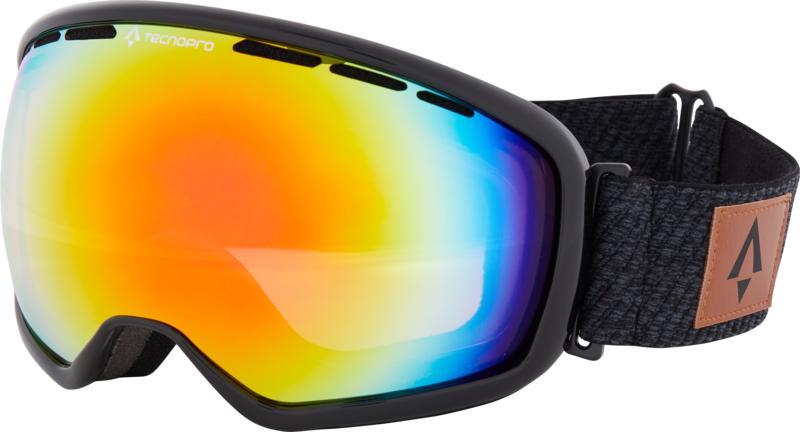 Tecnopro TEN-NINE REVO, skijaške naočale, crna