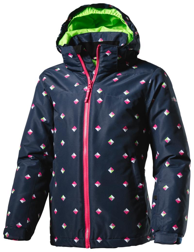 McKinley TINA GLS, dječija skijaška jakna, plava